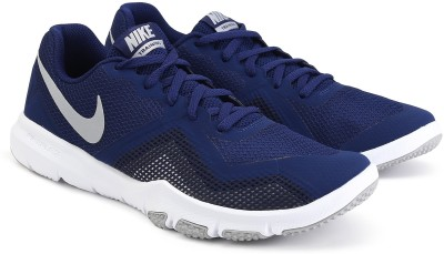 Nike FLEX CONTROL II Training & Gym Shoes For Men(Blue)