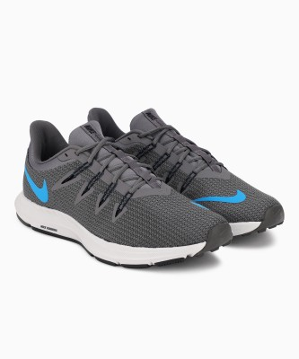 Nike QUEST 1.5 Running Shoe For Men(Grey) 1