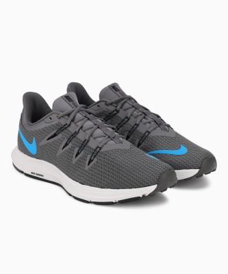 Pegajoso motor encerrar  Nike QUEST 1.5 Running Shoe For Men(Grey) - Price Pacific