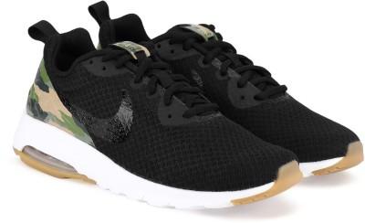 Nike AIR MAX MOTION LW PREM Running Shoe For Men(Black) 1