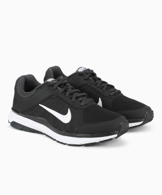 Nike DART 12 MSL Walking Shoes For Men(Black) 1
