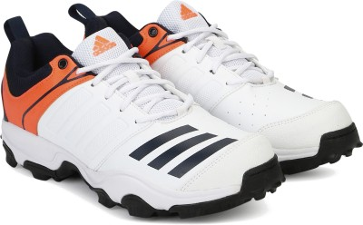 ADIDAS 22 YARDS TRAINER Cricket Shoes For Men(White)