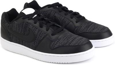 Nike EBERNON LOW PREM Sneakers For Men(Black) 1