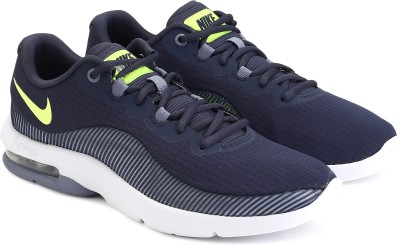 Nike AIR MAX ADVANTAGE 2 Running Shoes For Men(Blue) 1