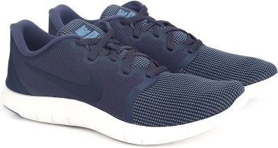 Nike FLEX CONTACT 2 Running Shoes For Men(Blue) 1