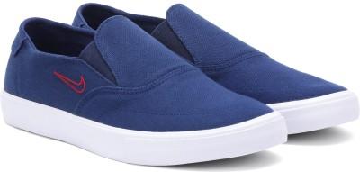 Nike NIKE SB PORTM Slip On Sneakers For Men(Blue) 1