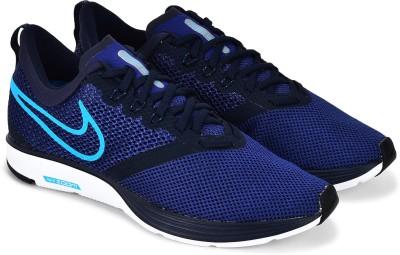 Nike ZOOM STRIKE Running Shoes For Men(Blue) 1