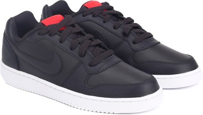 Nike EBERNON LOW Sneakers For Men(Black) 1