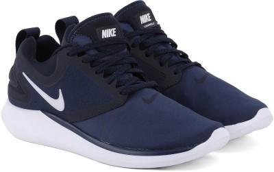 Nike NIKE LUNARSOLO Running Shoes For Men(Blue, Navy) 1