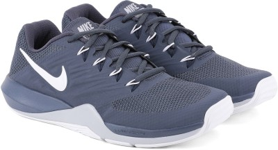 Nike NIKE LUNAR PRIME IRON II Training & Gym Shoes For Men(Blue) 1
