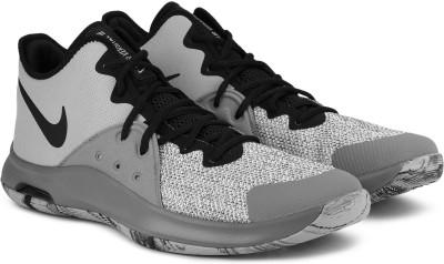 Nike AIR VERSITILE III Basketball Shoes For Men(Grey) 1