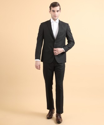Arrow Formal Solid Men Suit at flipkart