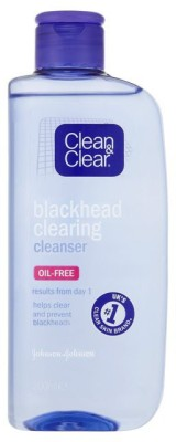 Clean & Clear blackhead clearing cleanser(200 ml)