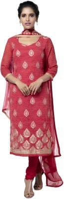 Soch Georgette Embroidered Salwar Suit Dupatta Material(Un-stitched)