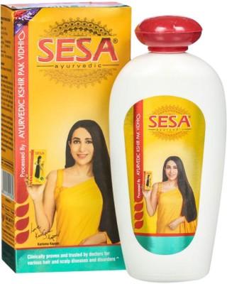Sesa Ayurvedic hair Oil Hair Oil(200 ml)