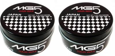 mg5 COMBO PACK 2 OF MG5-[100GM), HAIR WAX Hair Wax(200 g)
