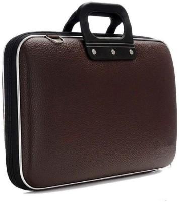 JKK 15.6 inch Laptop Messenger Bag Brown JKK Laptop Bags