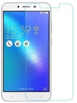 MOBIVIILE Tempered Glass Guard for Asus Zenfone 3s Max(Pack of 1)