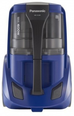 Panasonic MC-CL561 Dry Vacuum Cleaner(Blue, Grey) at flipkart