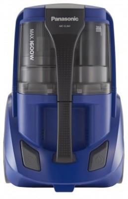 Panasonic MC-CL561 Dry Vacuum Cleaner(Blue, Grey) at flipkart