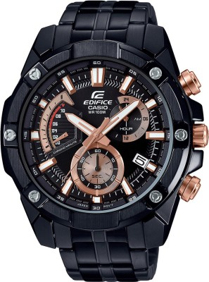 Casio EX428 Edifice ( EFR-559DC-1AVUDF ) Analog Watch - For Men