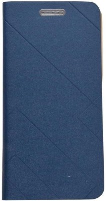 XOLDA Flip Cover for Samsung Galaxy J7 Prime Blue