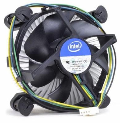 Intel Genuine CPU FAN for Core i3/i5/i7 CPU Cooler(Black)