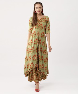 Libas Women Kurta and Skirt Set at flipkart