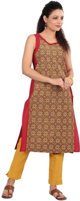 Aurelia Women Printed Straight Kurta