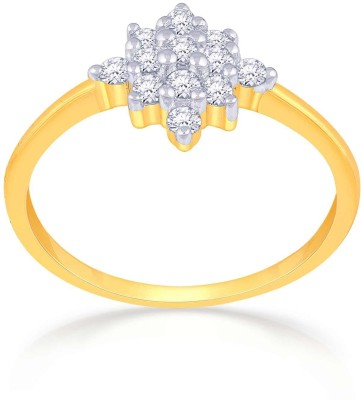 Malabar Gold and Diamonds R651088 18kt Diamond Yellow Gold ring
