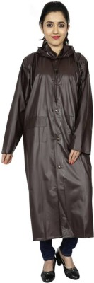 Shreejee Solid Men & Women Raincoat
