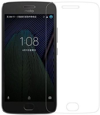 HRV Tempered Glass Guard for Motorola Moto G5(Pack of 1)