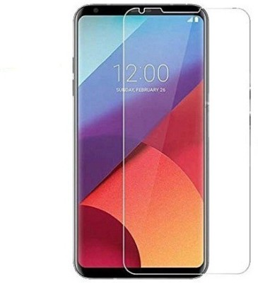 the best choice Impossible Screen Guard for LG V30 Plus Hammer Glass Screen Protector Impossible Protection Nano Tech/ Unbreakable(High Silicone Coated)