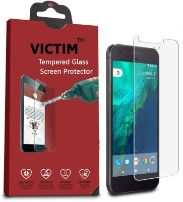 Victim Tempered Glass Guard for Motorola Moto G (2nd Generation)