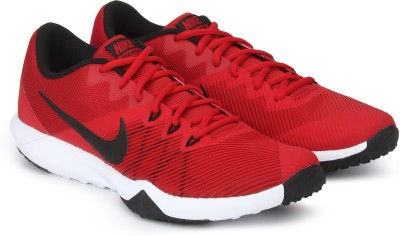 Nike RETALIATION TR Training Shoes For Men(Red) 1