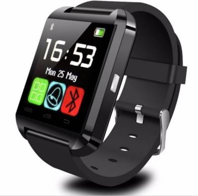 CallStar Man Of The Smart Watch Black Smartwatch Black Smartwatch(Black Strap Regular)