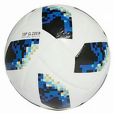 RASON Red Size 5 Match Ball Football   Size: 5 Pack of 1, Multicolor