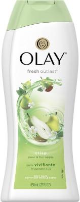 Olay Pear & Fuji Apple Body Wash(650 ml)