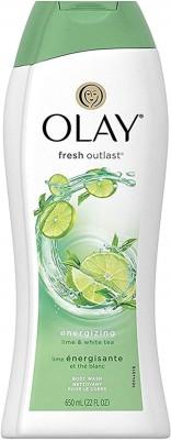 Olay Lime & White Tea Body Wash(650 ml)
