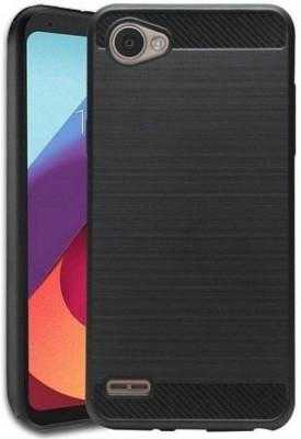 Mozette Back Cover for LG Q6 Black