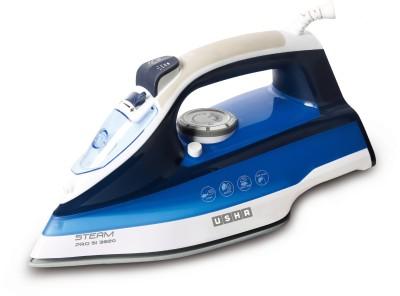 Usha Steam Pro si 3820 2000 W Steam Iron  (White, Blue)