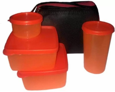 Genstyl Topware lb0001 4 Containers Lunch Box 900 ml Genstyl Lunch Boxes