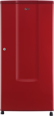 LG Direct Cool 185 L Single Door Refrigerator (GL-B181RDGW, Dim Grey) 1