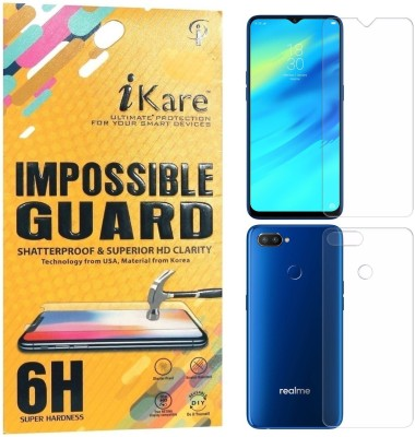 iKare Impossible Screen Guard for Gionee S6S(Pack of 1)