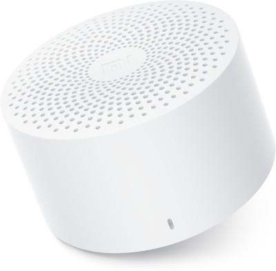 Mi Compact 2 W Bluetooth  Speaker(White, Mono Channel)
