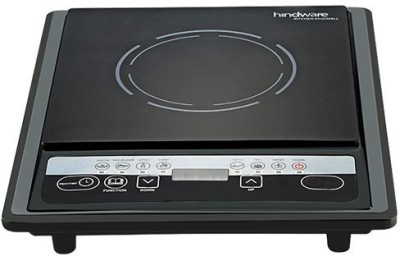 Hindware Aveo 1900 W Induction Cooktop(Black, Push Button)