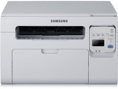 Samsung SCX 3401/XIP Multi-function Printer(Grey, Toner Cartridge) at flipkart