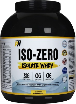Pramonster ISO-ZERO Isolate Whey Protein(2 pounds, Chocolate)