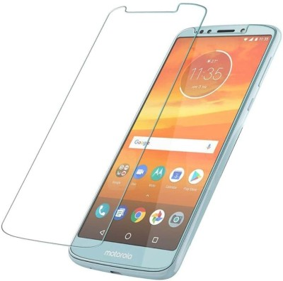 Tempered Glasses Impossible Screen Guard for Motorola Moto e4 Plus 5D Tempered Glass(Pack of 1)