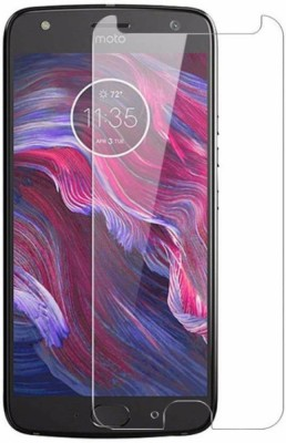 GBKS Tempered Glass Guard for Motorola Moto X4(Pack of 1)